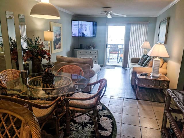 2 BR 2BA Condo at Sand Wedge Unit 107