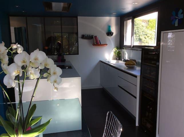 Maison proche des plages - La Forêt-Fouesnant - Casa