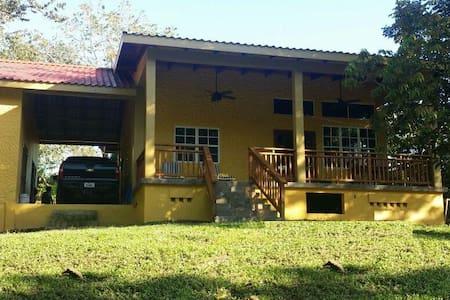Casa Luna Y Sol - Belize Social Investment Fund Cristo Rey RWS Project - Casa