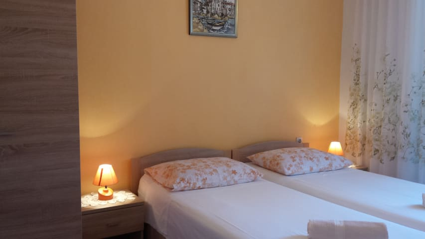 Rooms Frano 1/2 - MLJET island - Dubrovnik - House