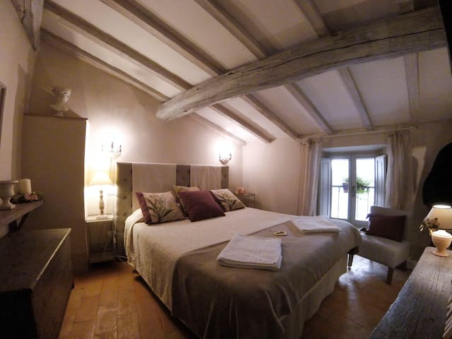 Cortona Shabby Chic House - Cortona - Appartement
