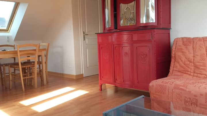 Appartement meublé au centre de Carhaix