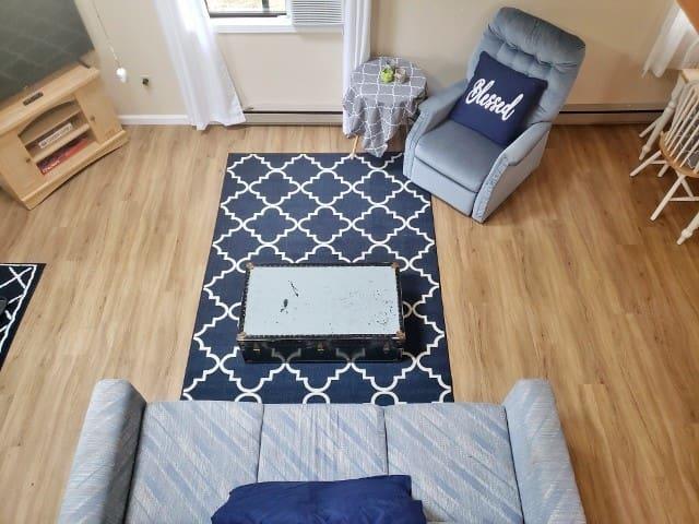 Main Level: Living Room