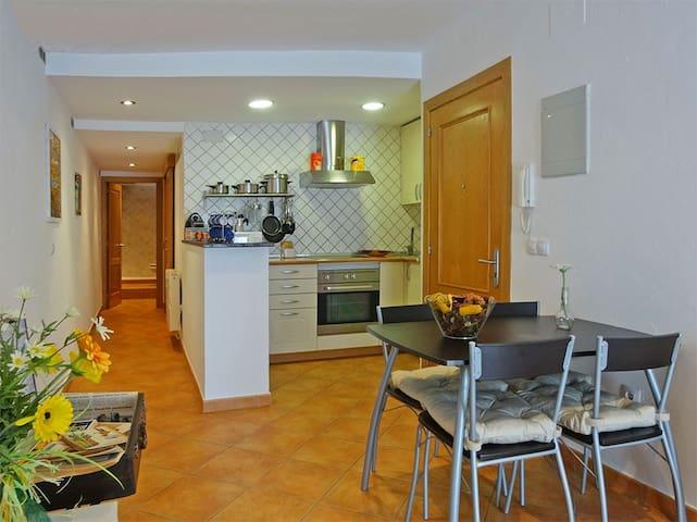 Cozy apartment with charm - Sant Feliu de Guíxols