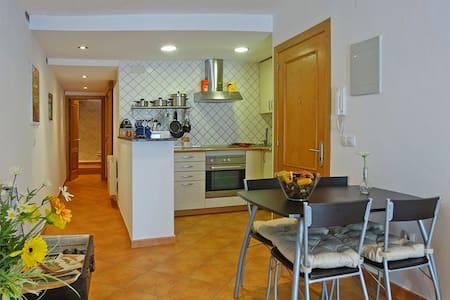 Cozy apartment with charm - Sant Feliu de Guíxols - Wohnung