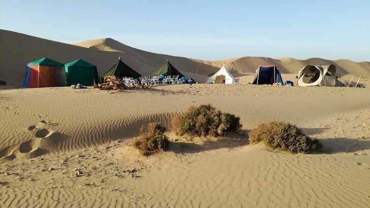 Le Takomba Camp a à Sidi Ifni 4