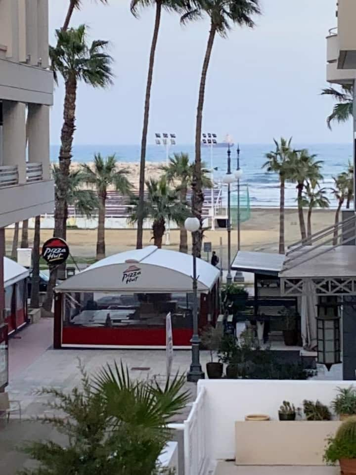 Larnaca Beach Rooms #2