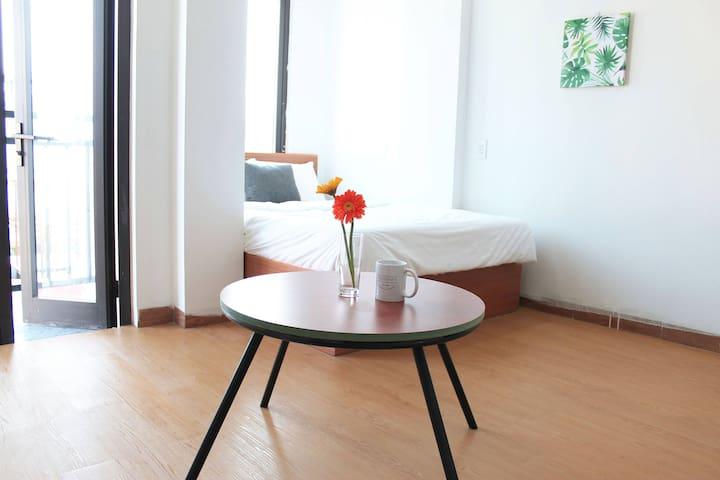 Ten to Ten Danang - Double Room, near My Khe Beach