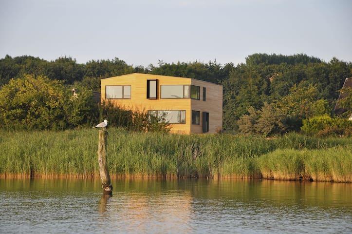 Fjordhaus an der Schlei, Kappeln, 6 Personen - Kappeln - Flat