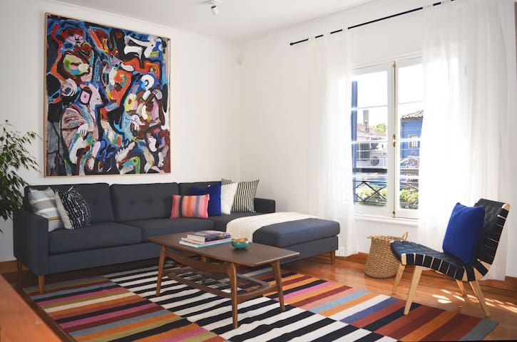 Nice and bright apartment in Providencia - Providencia - Leilighet