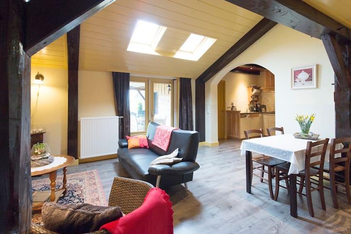 Appartement An de Esch met bedstee - Dwingeloo - Apartamento