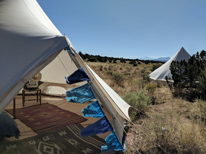Original Grand Canyon TeePee Camp FULLY HOSTED