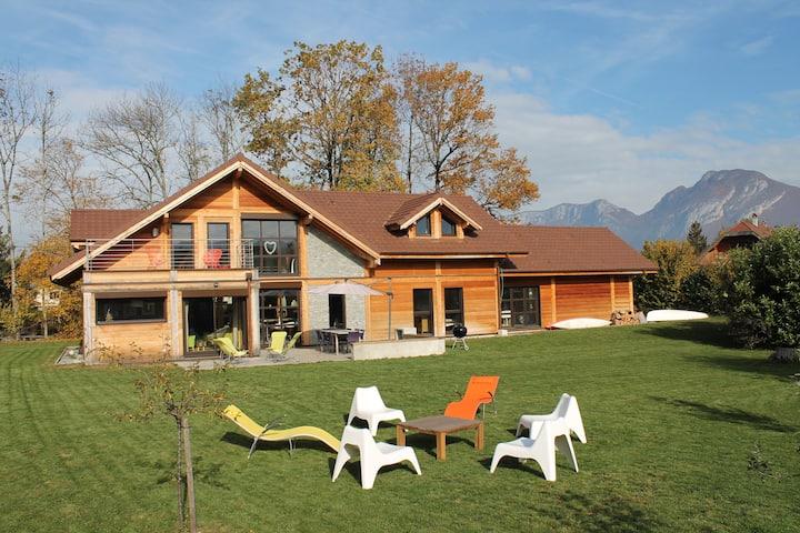 Villa 4* spacieuse et lumineuse