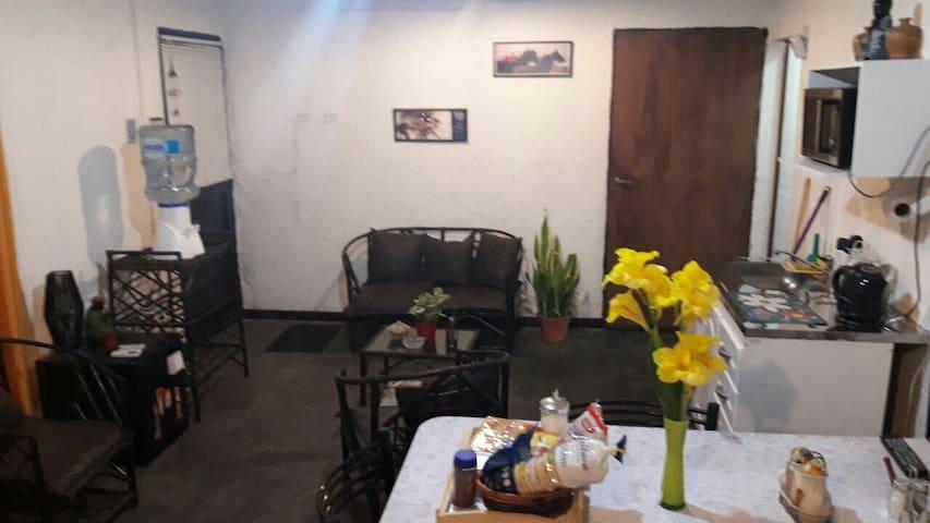 Studio apartment - Monoambiente 4 personas/person