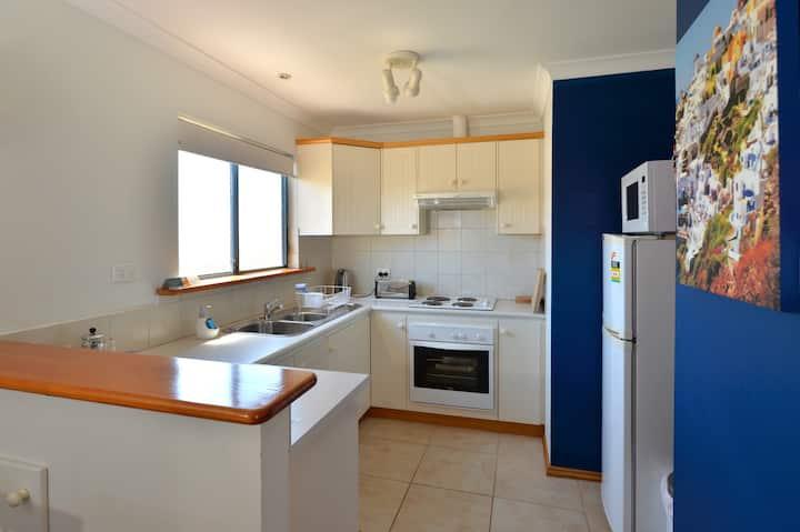 Elegant beach apartment