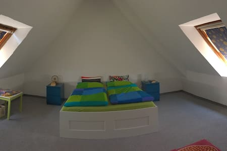 Helle Maisonettewohnung zentrale Lage - Leipzig - Lägenhet