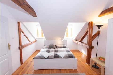 Double room in Bečov nad Teplou