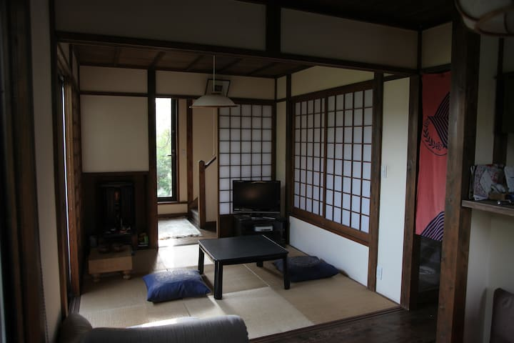 My parents and the Japanese house. - Ōiso-machi