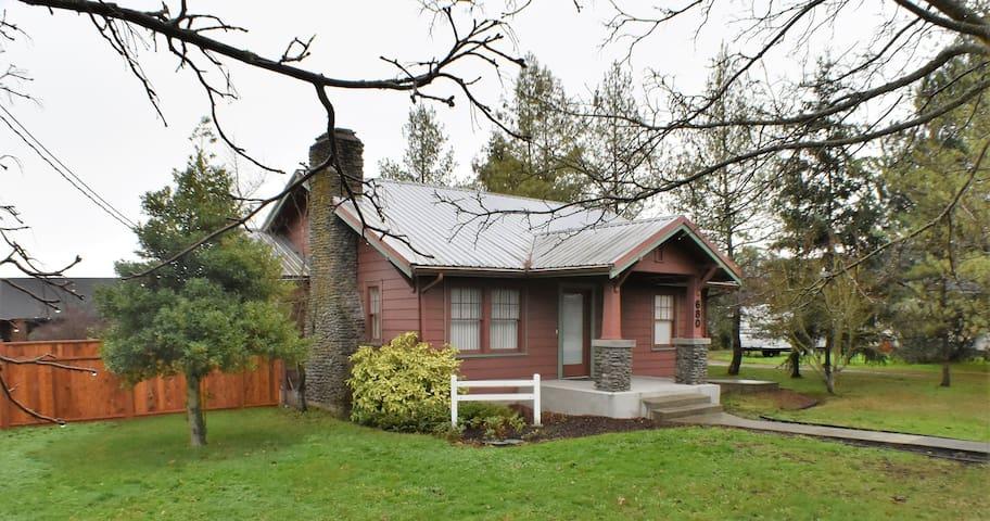 Classic 1930's Sequim Home