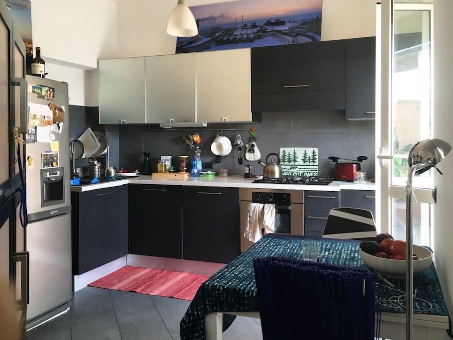 La cucina / The kitchen