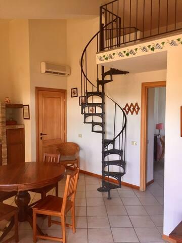 VITE - Castelnuovo di Porto - 아파트