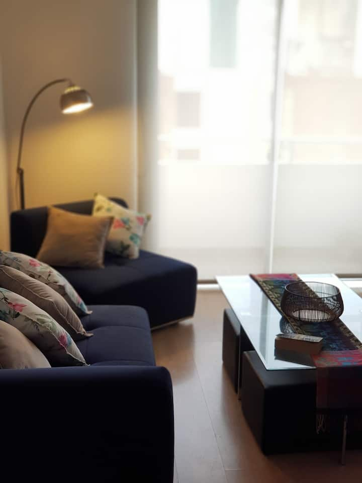 Exclusive & comfortable flat on the coast of Lima