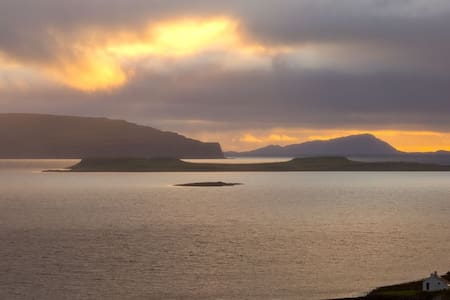 Hazelbank Self-Catering - Waternish