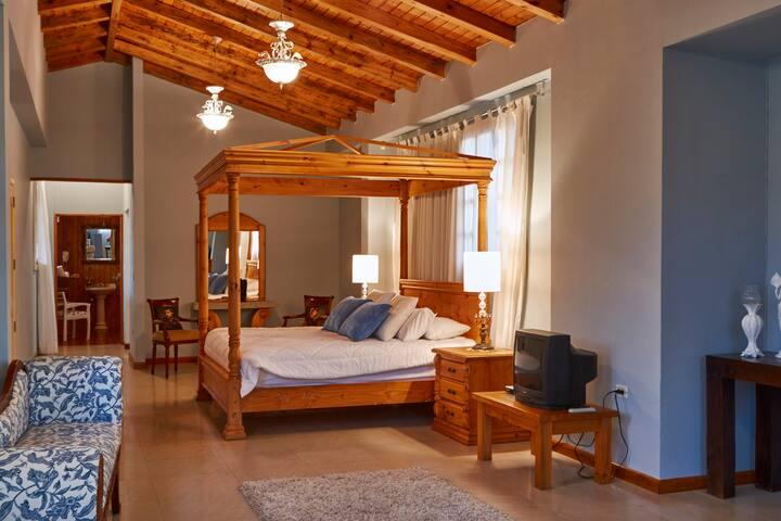 Deluxe Suite at Villa Beatriz