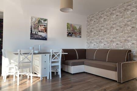 Apartment Next to Park