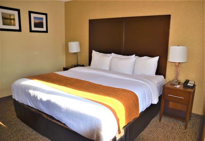 Comfort Inn & Suites Vancouver Downtown