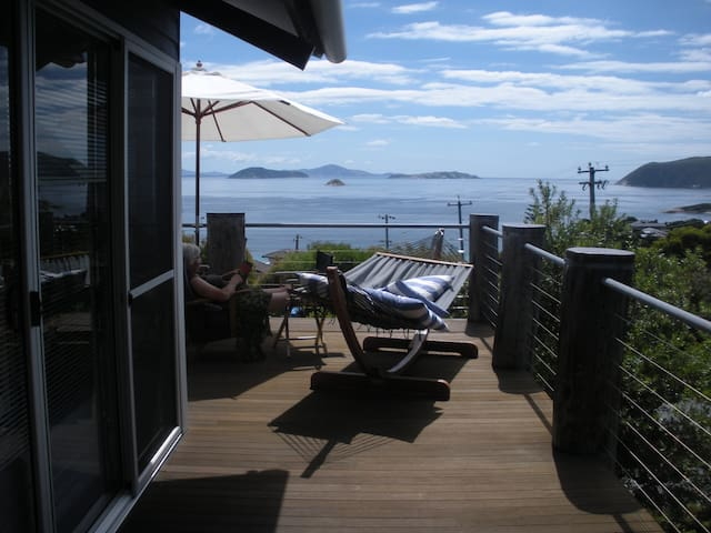 Island View & Breakfast - Goode Beach - Casa