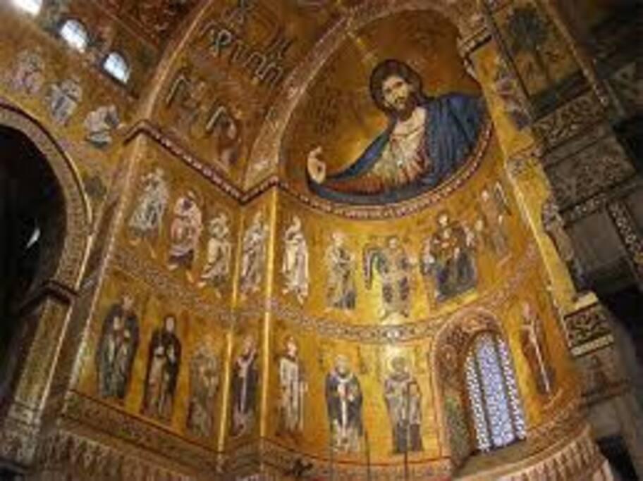 I Mosaici del Duomo di Monreale