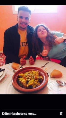 moroccan amazigh homestay!!free wifi and transport