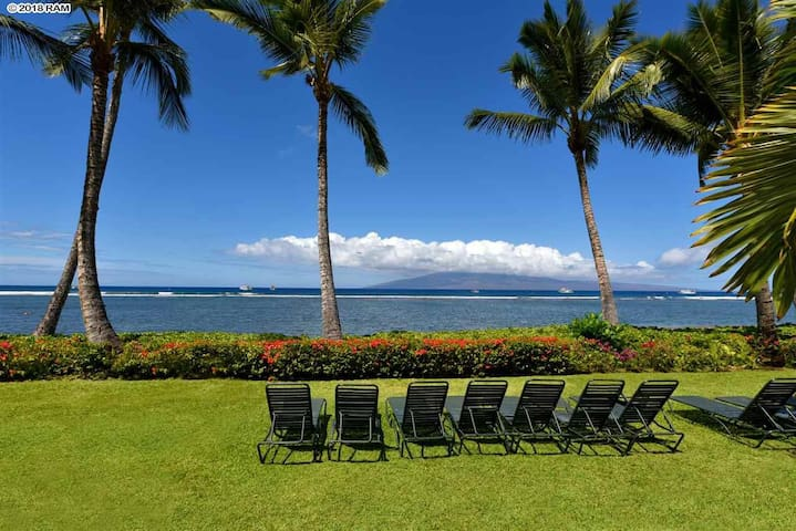 """Lahaina Shores Getaway"" Beach Resort 310"