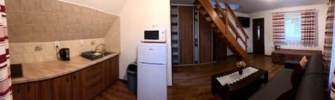 Apartmány (4+2miestny) Domaša Valkov - Tíšava