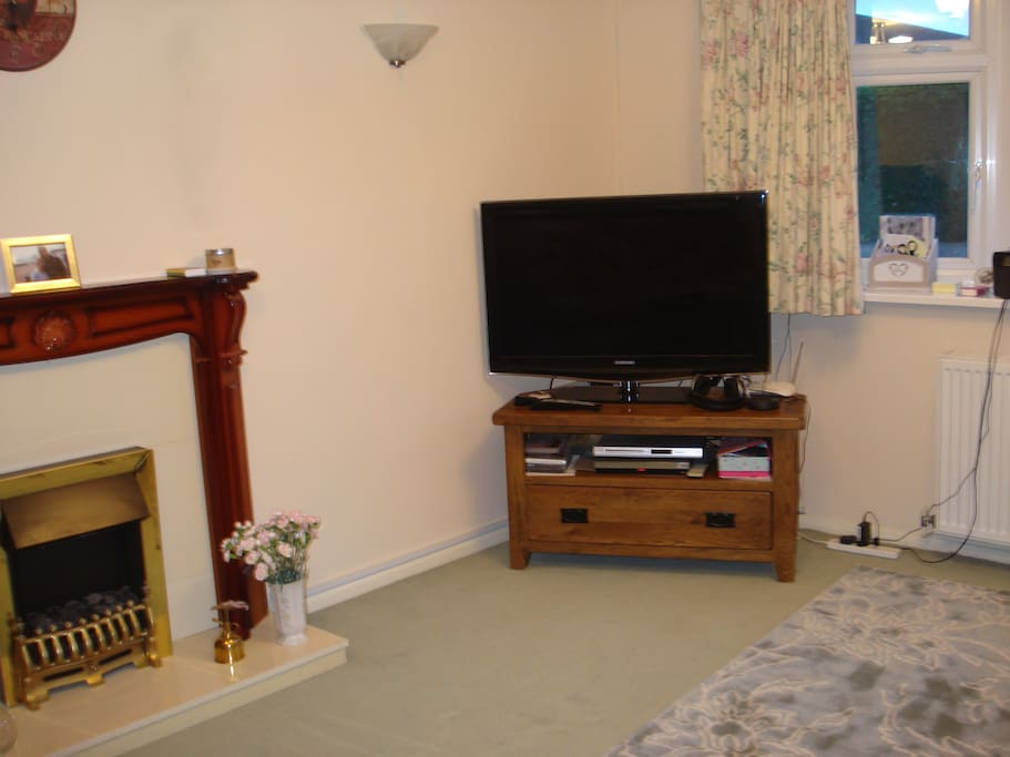 shared living area