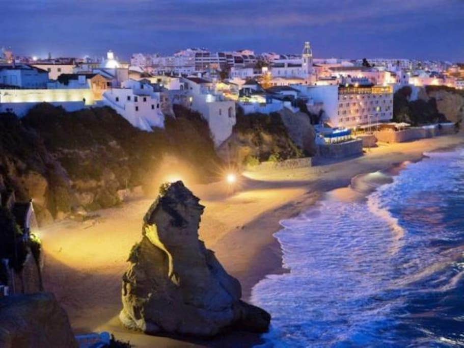 Albufeira - capital of tourism