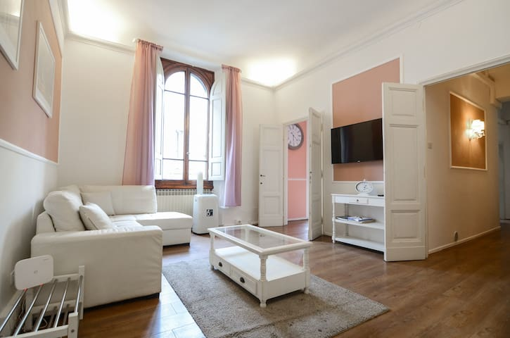 SPEZIALI 1-Deluxe apartment in Repubblica's square