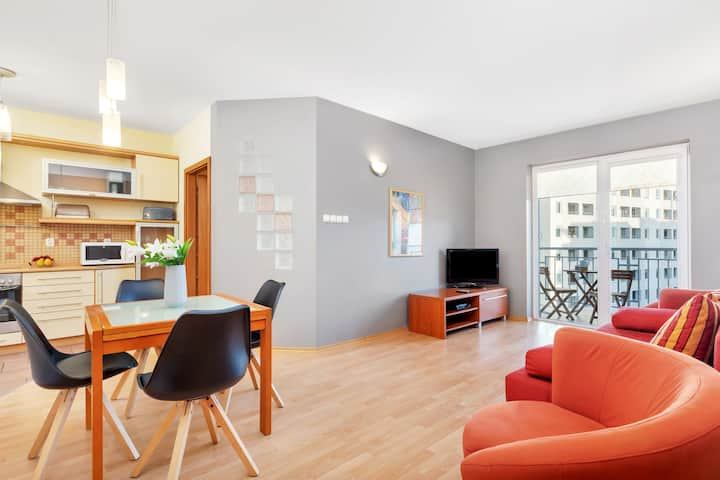 City Port Apartment with 2 bedrooms