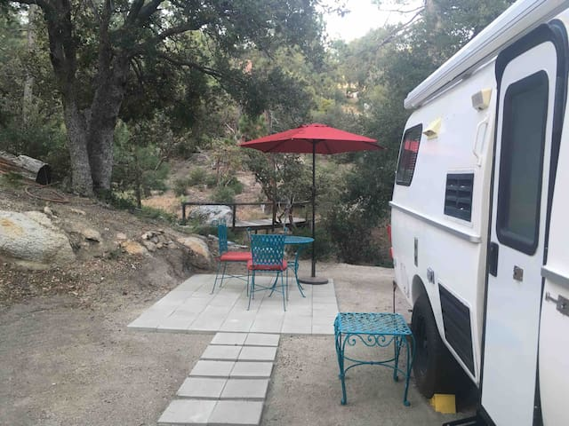 Idyllwild Mountain Casita
