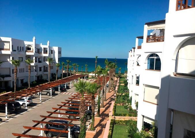 Ferienwohnung/App. für 8 Gäste mit 80m² in Avenue Tetouan, route de ceuta Mdiq (117349)