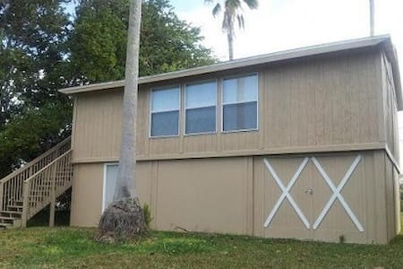 Anchor Bungalow.  Waterfront on the Oyster Canal. - Hernando Beach - Ev