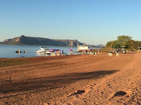 Pousada Marina do Sol Família (lago do manso)
