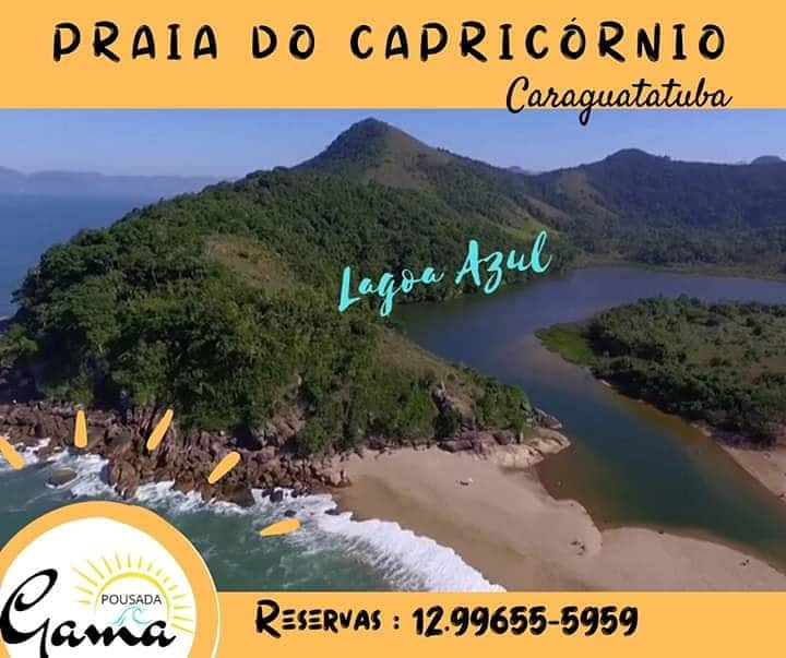 Kitnete Casal - Praia do Capricórnio