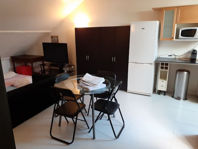 Studio 20 min de Paris st lazare / la defense