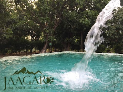 Jaagar - Nature Lodge at Corbett, Ramnagar