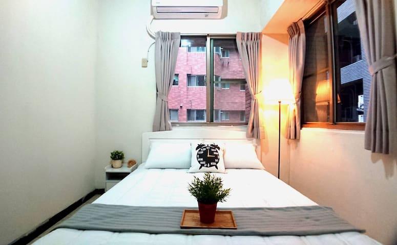 10 min Chang Geng Hosp, MRT A8, bright and cozzy-B