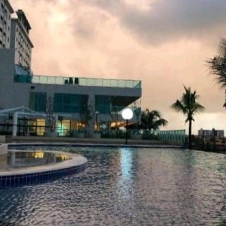 Alugo de Ap resort Salinas-PA para temporada
