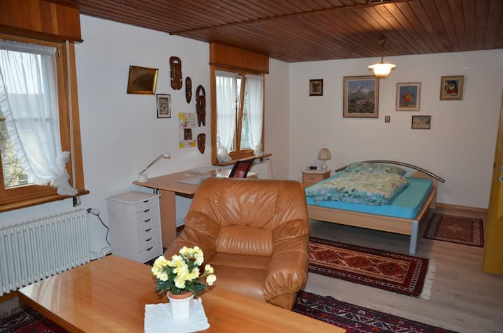 Favorable studio 100m from Basel (358)