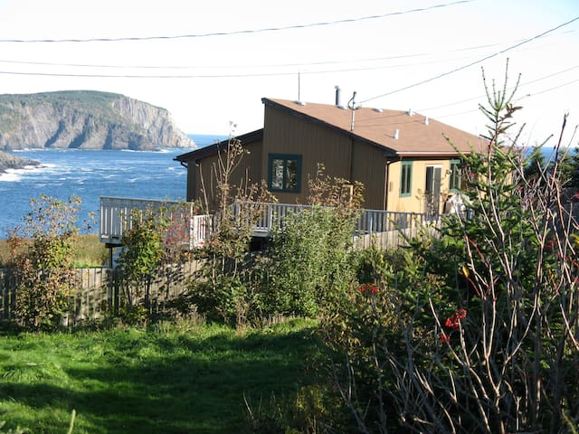 Great oceanview home near St John's - Torbay - Hus